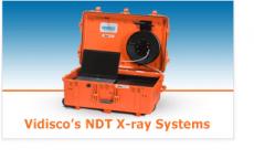Vidisco NDT X-ray Systems