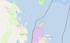 Extent of the Bapco FalconPlus survey area.