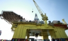 COSL launches South China Sea-bound semisub drilling rig