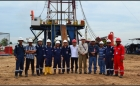 IEV Holdings has announced that hydrocarbon bearing intervals have been identified in the Parigi and Upper Cibulakan Formations in the CLS-1TW development well in Cilamaya Structure, onshore West Java