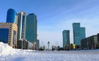 The prime minister of Kazakhstan, Karim Massimov, and the minister of energy, Vladimir Shkolnik, met Eni's CEO Claudio Descalzi in Astana to bolster exploration and production relations