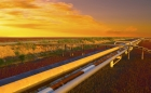 China – Central Asia  gas pipeline hub construction complete