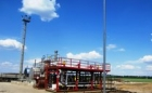 Serinus Energy has announced that the Makeevskoye-22 (M-22) exploration well has reached its total depth of 3,629 metres, and has encountered gas in six zones