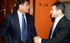 YPF, Argentina's state oil and gas company, has signed a collaboration agreement with China's Sinopec to jointly develop opportunities across Argentina's oil and gas supply chain