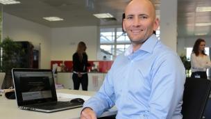 Brian Allen, CEO of Rovco