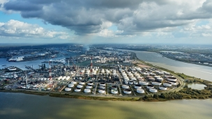 Total's Antwerp integrated refining & petrochemicals platform