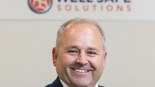 Phil Milton, chief executive officer of Well-Safe Solutions